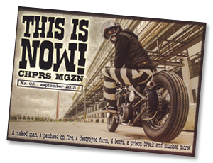 This is Now! - Choppers Magazine