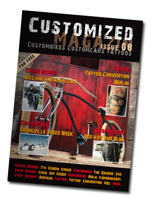 Customized Magazin March 2010