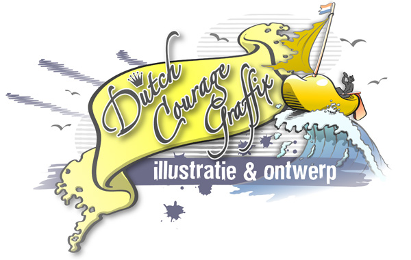 Dutch Courage Graffix