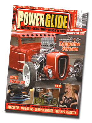 PowerGlide Magazine januari 2010
