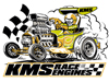 KMS Race Engines sticker artwork